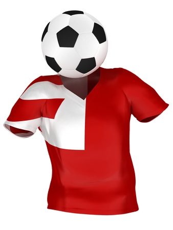 National Soccer Team of Tonga   All Teams Collection    Isolated Stock Photo