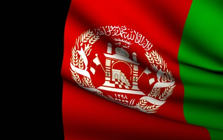 afghanistan flag: Flying Flag of Afghanistan | All Countries Collection |