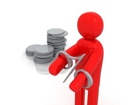owe: Moneyman in Debt | Moneyman Series - People in Situation