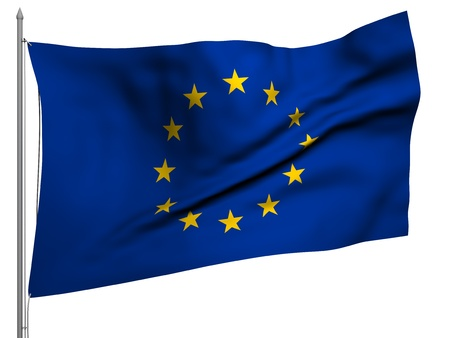 all european flags: Flying Flag of European Union | All Flags Collection |