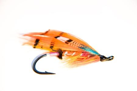 Fishing Fly Banco de Imagens