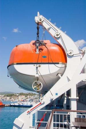 lifeboat: Life-boat