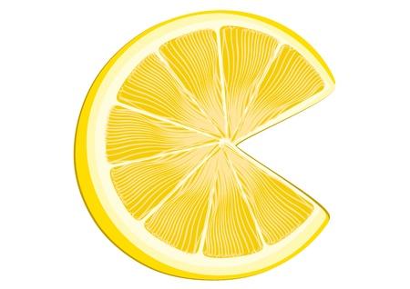 limon: Lemon slice