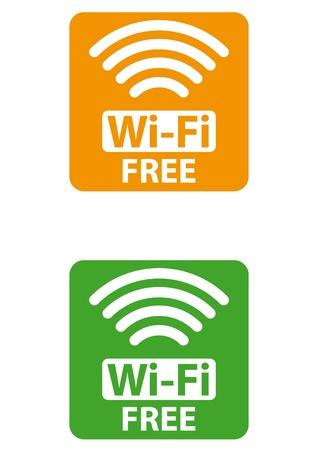 wifi access: Wi-Fi segno