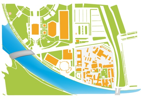 Map Stock Vector - 13015906