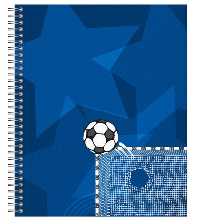 Football - Soccer Vector