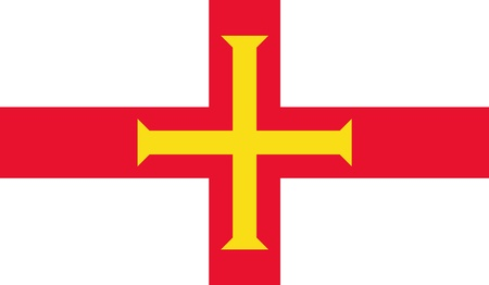 guernsey: Guernsey Flag
