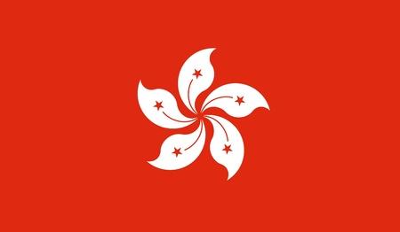 national colors: Hong Kong Flag