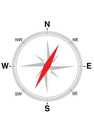 Compass Stock Vector - 13237268