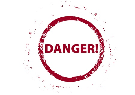 Danger Stock Vector - 13264831