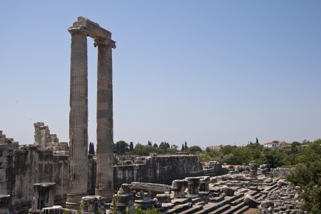 Temple of Apollo Stock Photo - 14393387
