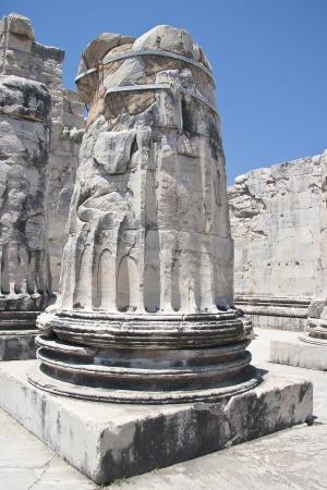 Temple of Apollo Stock Photo - 14478588