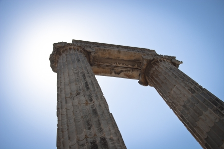 Temple of Apollo Stock Photo - 14816759