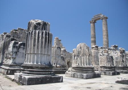 Temple of Apollo Stock Photo - 14816772