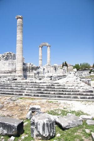 Temple of Apollo Stock Photo - 14886095