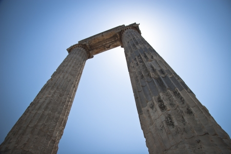 Temple of Apollo photo