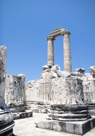 Temple of Apollo Stock Photo - 15218017