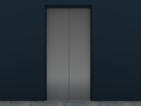 Modern Elevator Interior and Exterior photo