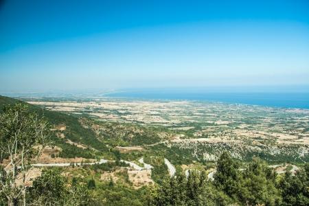 Litichoro, Greece Landscape Stock Photo - 16217264