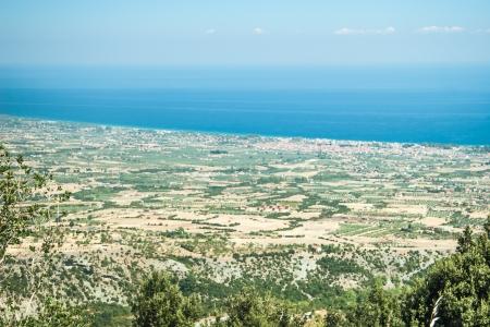 Litichoro, Greece Landscape Stock Photo - 16217259