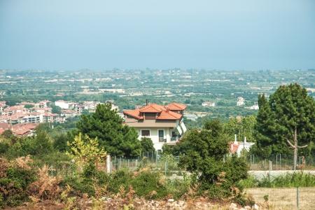 Litichoro, Greece Landscape Stock Photo - 16304296