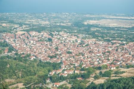 Litichoro, Greece Landscape Stock Photo - 16217317