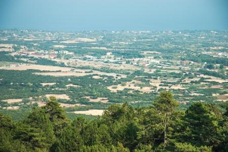 Litichoro, Greece Landscape Stock Photo - 16418738
