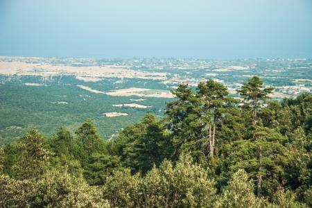 Litichoro, Greece Landscape Stock Photo - 16538338