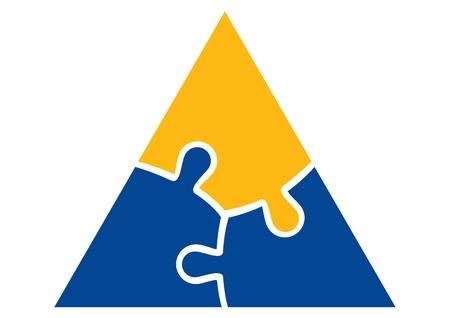 삼각형: 추상 서명 템플릿