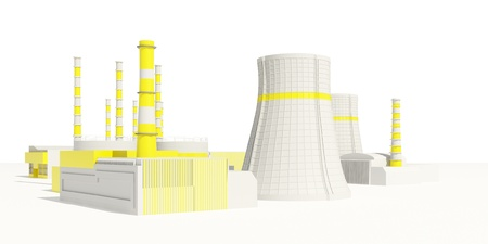 Nuclear Power Station photo