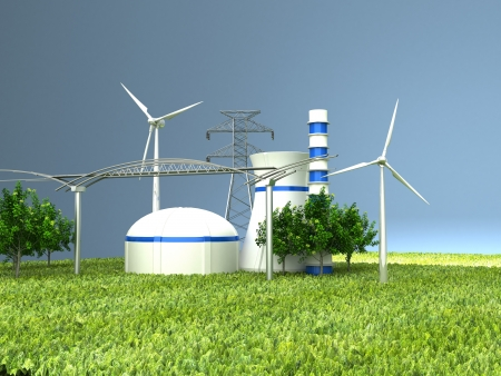 echnology: Energy Sources on the Green Earth