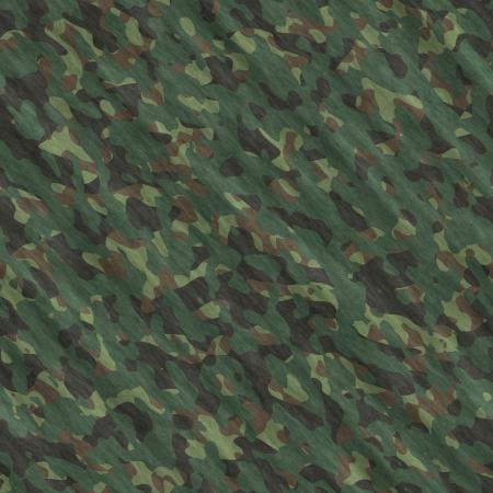 Camouflage seamless texture photo