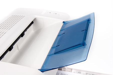 Modern Laserjet printer for home and office photo