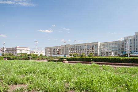 independance: Independance Square, Minsk