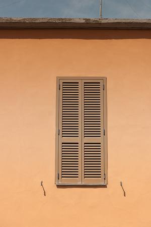 tuscia: City of Acquapendente near Viterbo, Lazio - Italy Stock Photo