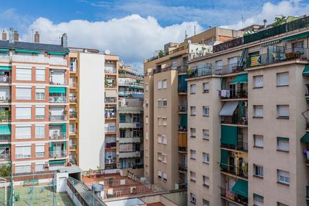 multi storey: Residential Properties in Barcelona, multi storey houses