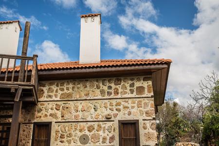 Old Turkish House - mediterranean style