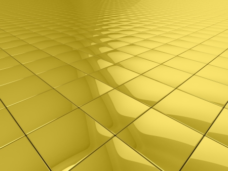 3D tiles background Stock Photo - 18327000