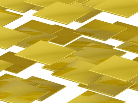 3D tiles background Stock Photo - 18326950