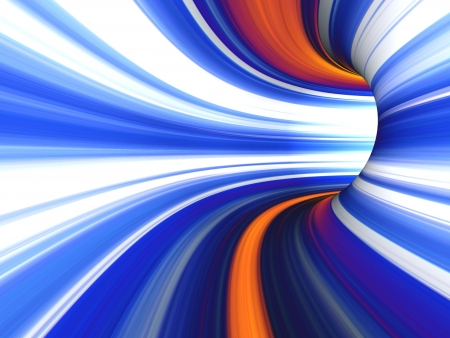 Abstract striped 3d the image for a background photo