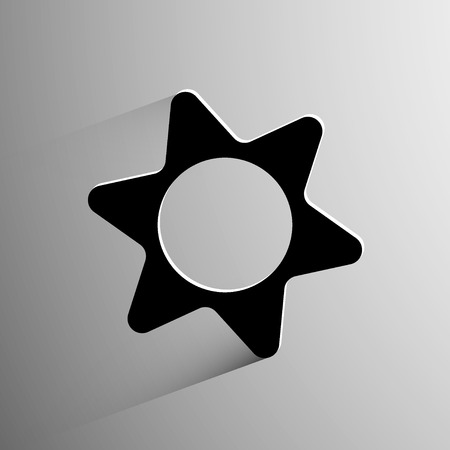 icon gears background illustration.