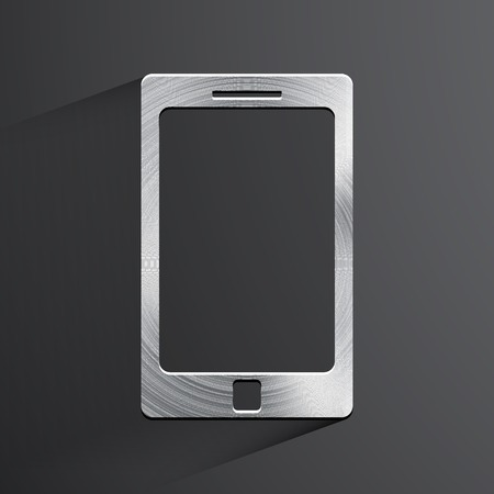 smart phone icon illustration.