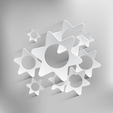 gears background: icon gears background illustration.