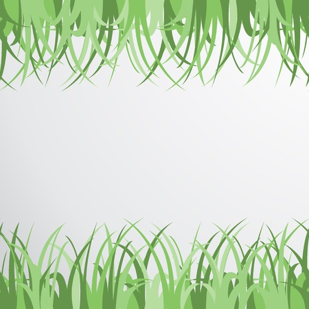 sedge: abstract background illustration. Illustration