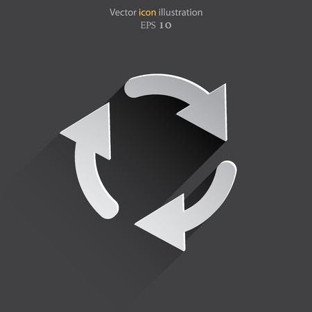 utilize: Vector utilize web icon Eps 10.