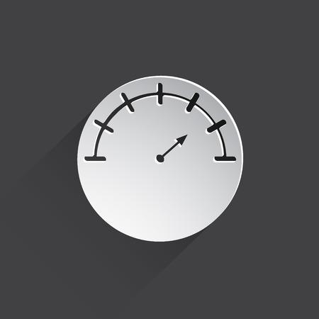 sphygmomanometer: manometer web icon