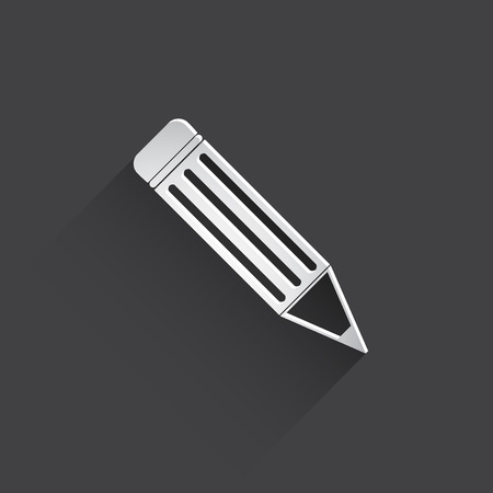 pencil web icon photo