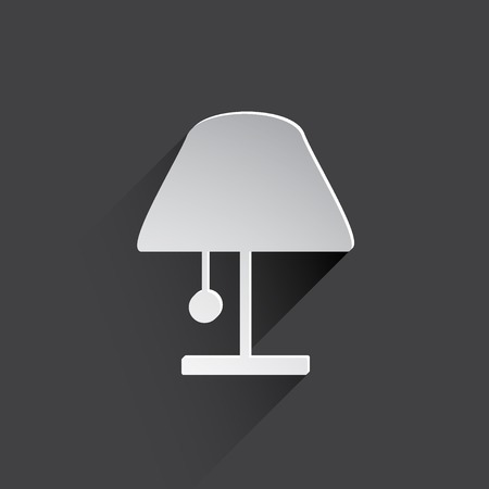 lamp web icon