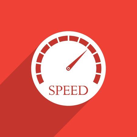 dsl: speedometer web icon.
