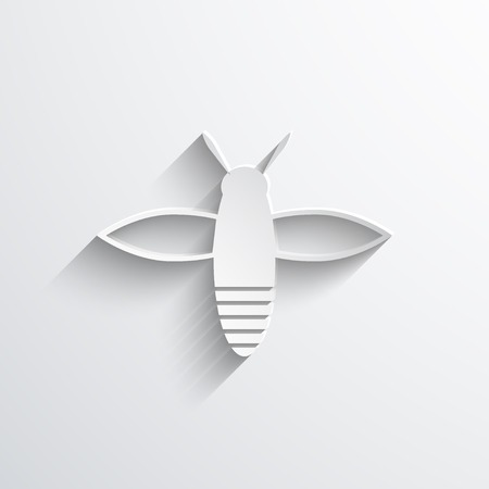 studious: bee web icon
